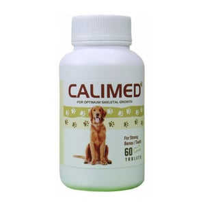Calimed Tablet - Animal Health Product