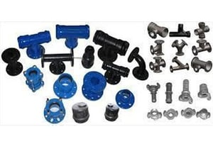 Ci & Ductile Iron Pipe Fitting