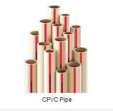 Cpvc Plastic Pipes