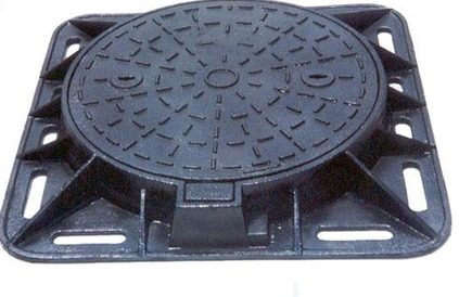 Durable Composite Manhole Cover