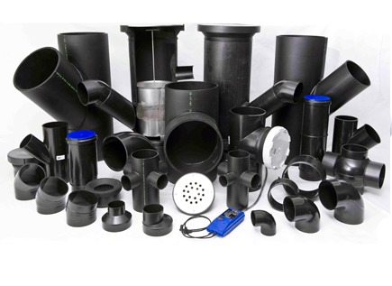 Hdpe Plastic Pipe Fittings