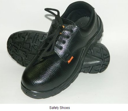 Reliable Industrial Safety Shoes