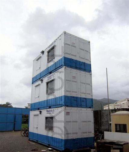 Temporary Office Building