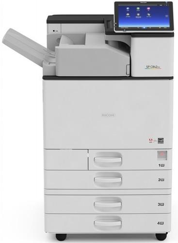 Ricoh Aficio SP C840DN Color Laser Printer