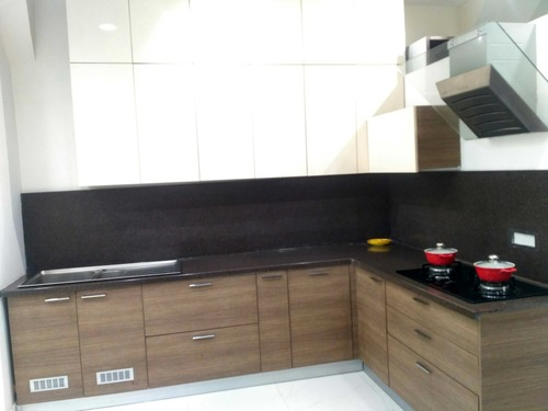 Indian Traditional Modular Kitchen at Best Price in New