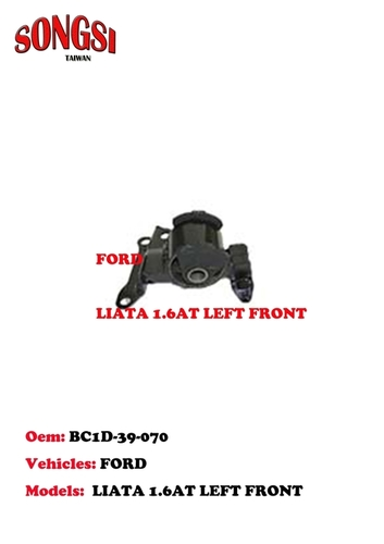 Engine Mounting-FORD LIATA 1.6AT LEFT FRONT