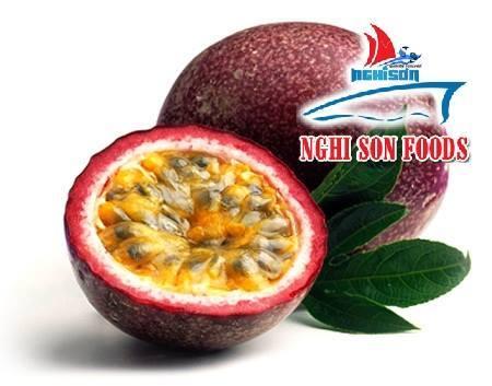 Fresh Passion Fruit