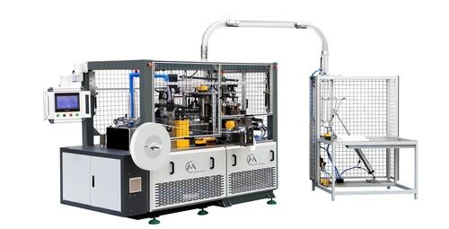 Fuhn-C800 Paper Cup Forming Machine