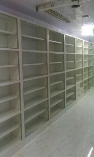 Garment Stores Cupboard