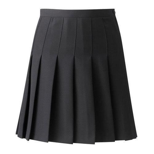 Girls School Pleated Skirt