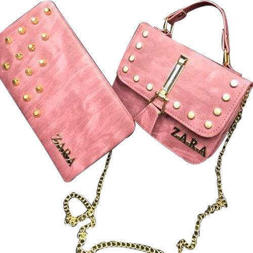 Ladies Sling Bag (First Copy)