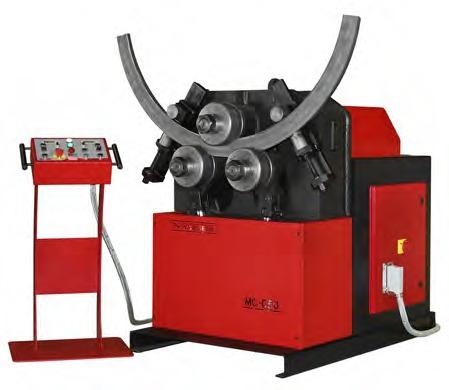 Nargesa Profile Bending Machine