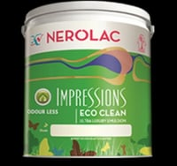 Nerolac Eco Clean Paint