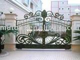 Decorative MS Gates