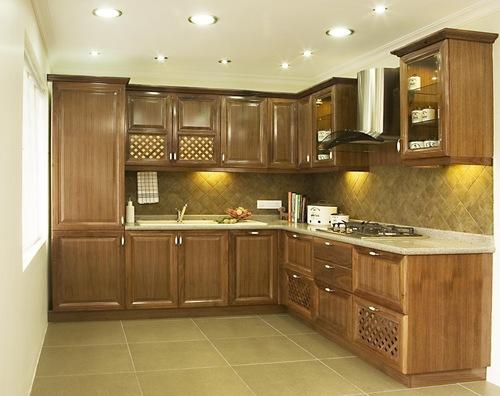 Designer Wooden Kitchen