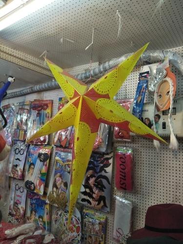 Fancy Decorative Star