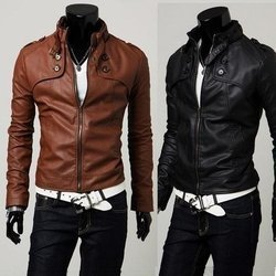 Men S Leather Jackets At Best Price In Bahadurgarh Haryana New Look Leather