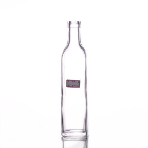 Glass Spice Bottle