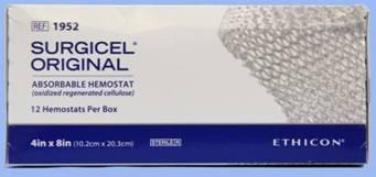 Surgical Original Absorbable Hemostat