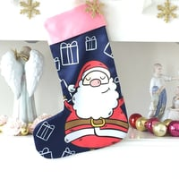 Luxe Personalised Christmas Stockings