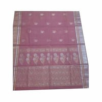 Village Pure Cotton Sarees With Blouse