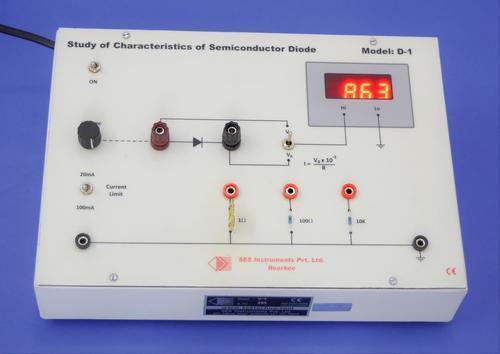 CHARACTERISTICS OF SEMICONDUCTORS DIODES