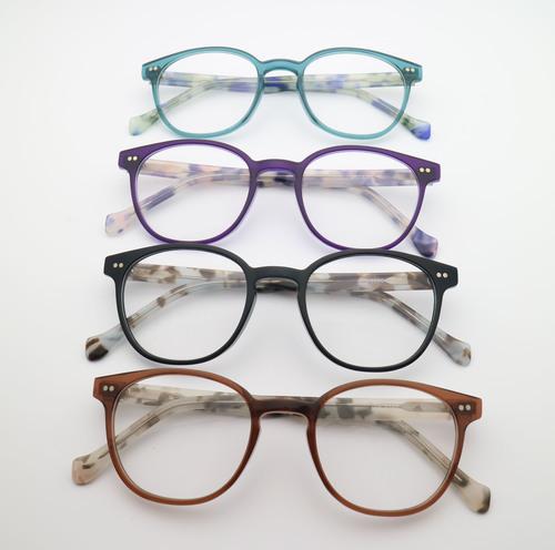 5d356958e6 New Model Acetate Frames Optical Eyewear Frame in Wenzhou