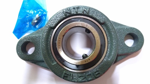 Oval Shaped Flanged Bearing Unit