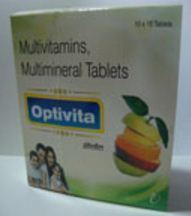 Multimineral Tablets