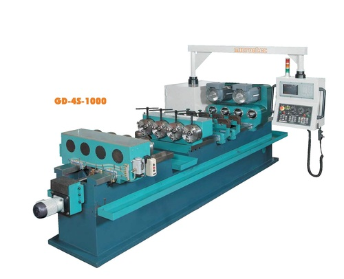 GD-4S-1000 CNC Drilling Machine For Center Holes Drill