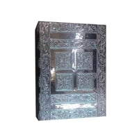Handicraft Silver Jewellery Box