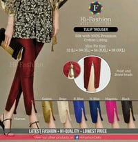 Tulip Ladies Trousers