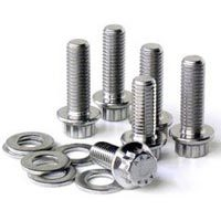 Duplex Steel Bolts And Nuts in  Charni Road