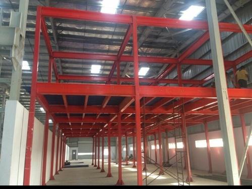 Industrial Heavy Duty Storage Structure