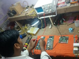 AC Drives, DC Drives and Motor Controls Repair Services