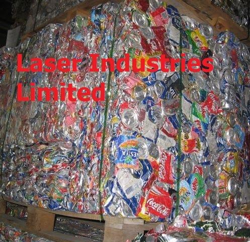 Aluminium Ubc Scrap Certifications: Isri Sgs Epa