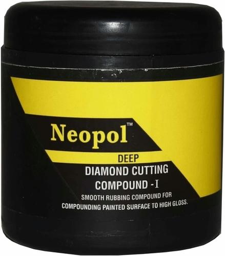 Diamond Cutting Compound