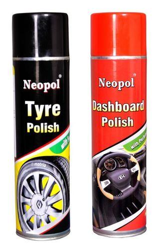 Tyre Polish Spray