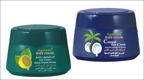 Coconut Hair Cream