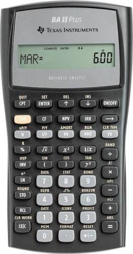 Texas Basic Calculator