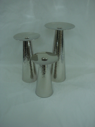 Candle Holder Of 3 Pieces