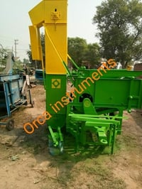 Crop Cleaner Machine And Duster