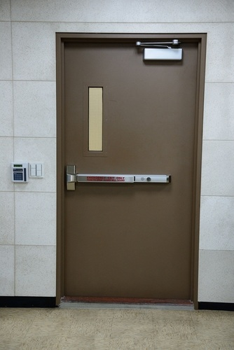 High Strength Fire Door Certifications: Cns/Ul