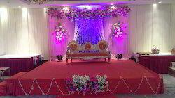 Wedding Stage Decoration Services