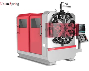 5 Axes CNC Spring Forming Machine