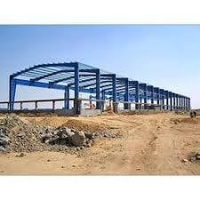 Industrial Shed Erection Work Services