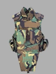 Military Over Vests