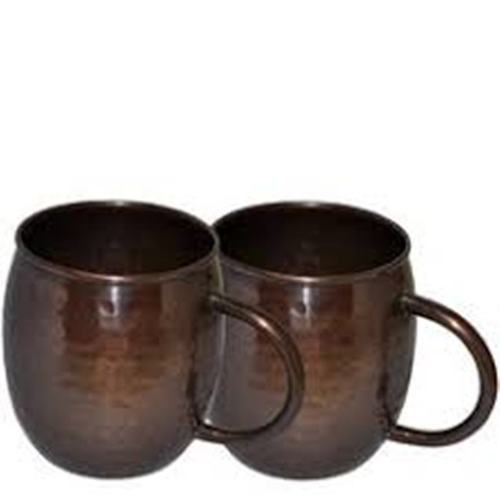 Pure Copper Hammered Antique Moscow Mule Mug Certifications: All Necessary Certificate Are Necessary.