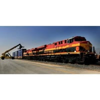 Domestic Railway Freight Forwarding Service