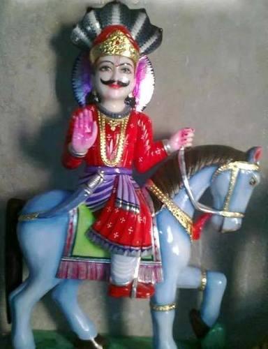 Gogaji Marble Statues